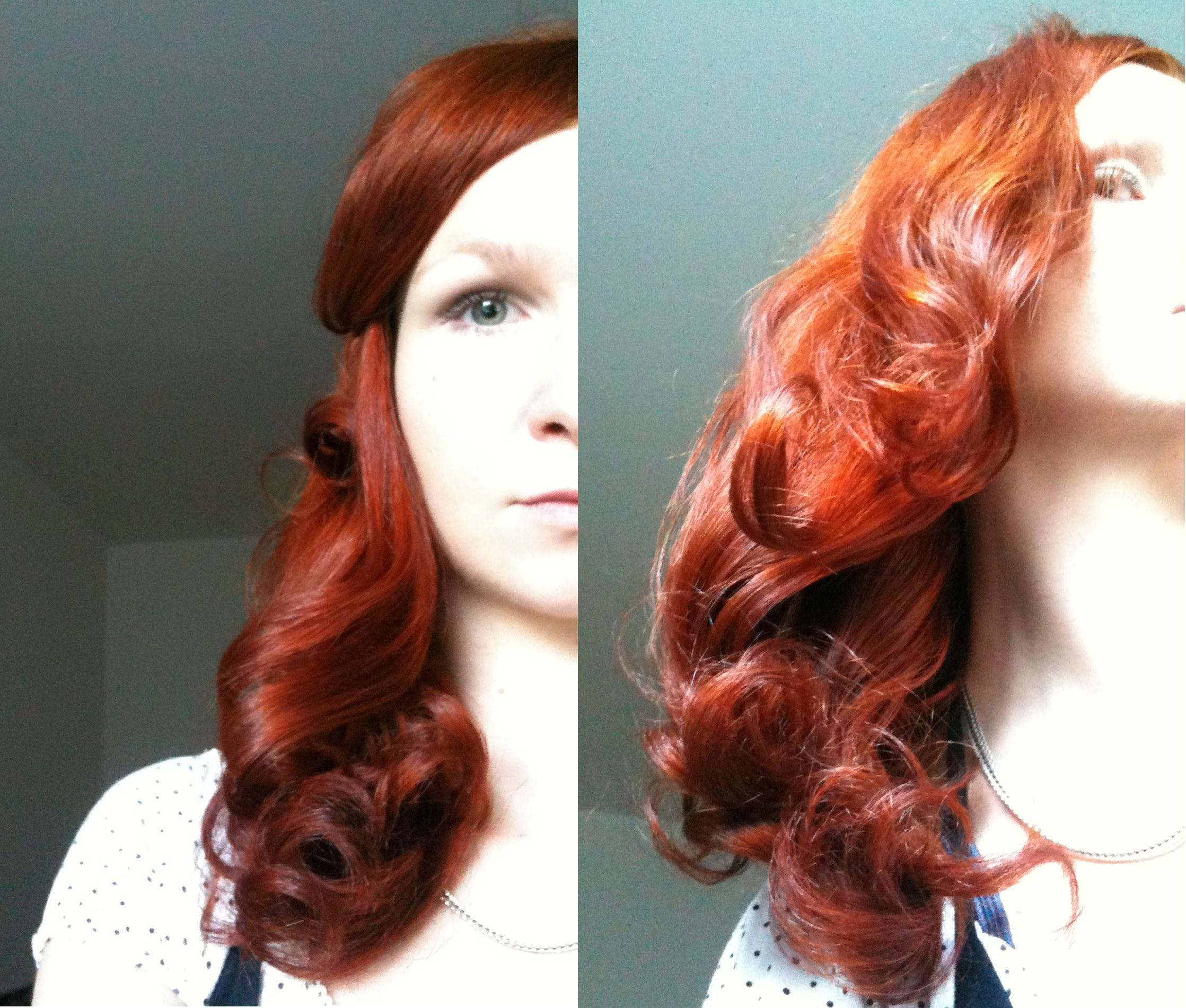 Kaputte haare mit henna farben