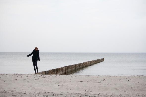 ein paar Tage am Meer, der Haarausfall meines Lebens & Geplapper