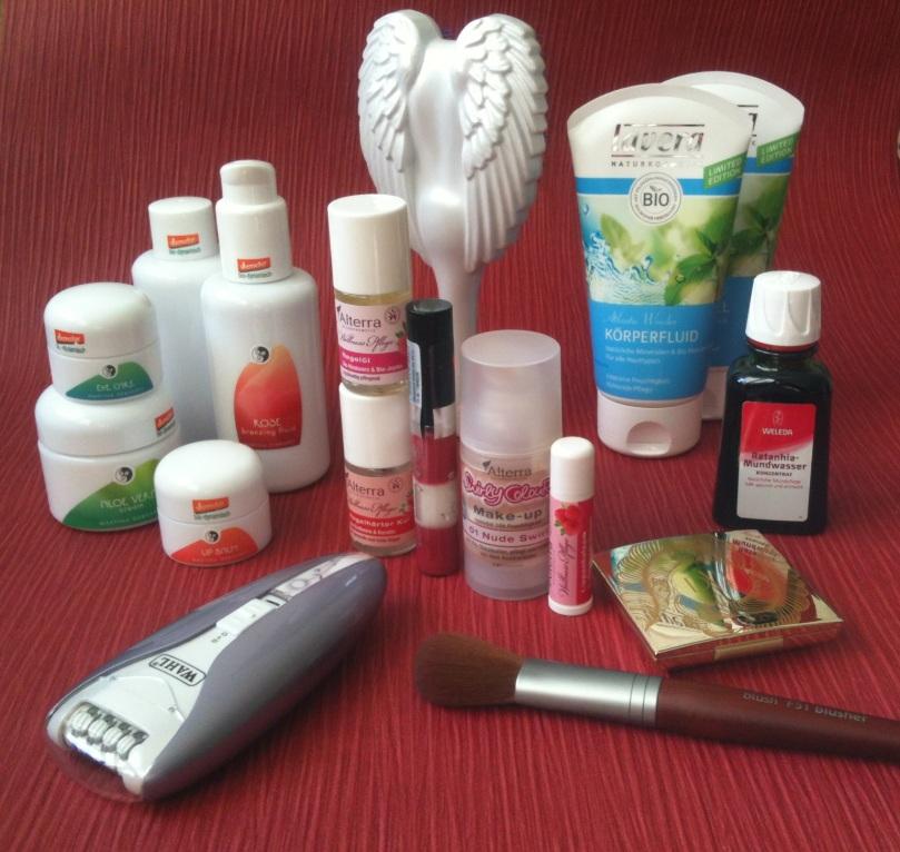 kosmetik haul oktober1