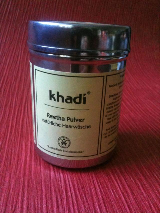Mein erster Eindruck: Khadi Reetha Pulver als Alternative zu Shampoo