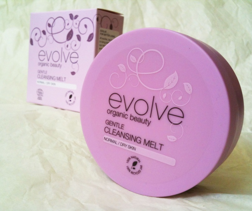 evolve organic beauty cleansing melt 1d