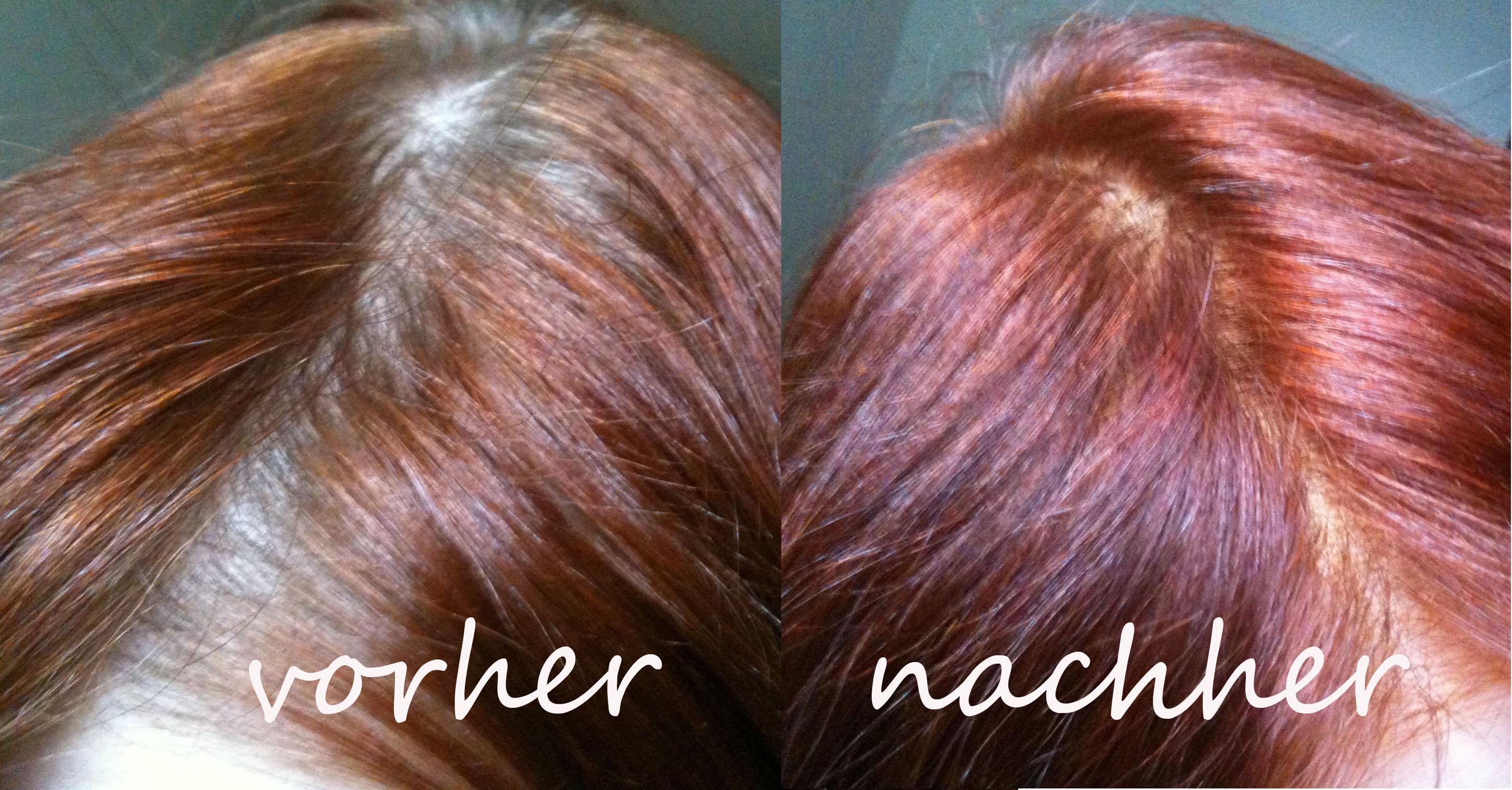 Henna fur haare auf haut