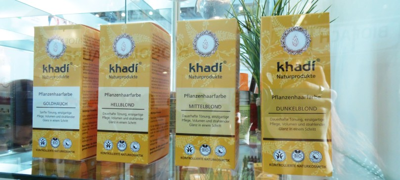 a khadi neue Farben blond vivaness