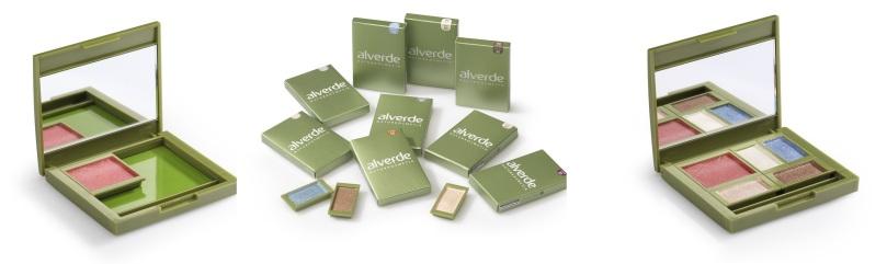 alverde Mix & Match LE 2014 palette magnetisch