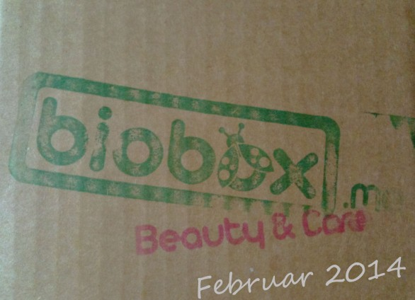 biobox beauty & care februar 2014 Kopie