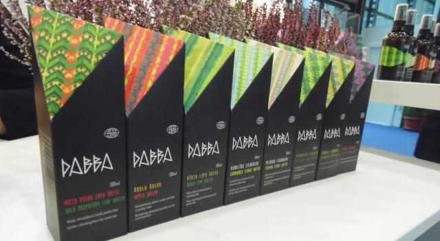dabba blütenwasser vivaness 2014