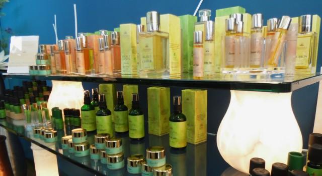 oshadi alambika naturparfum vivaness 2014