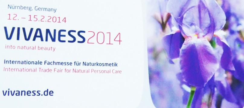 vivaness  2014 nürnberg messe