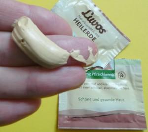biobox Luvos Peelingsmaske
