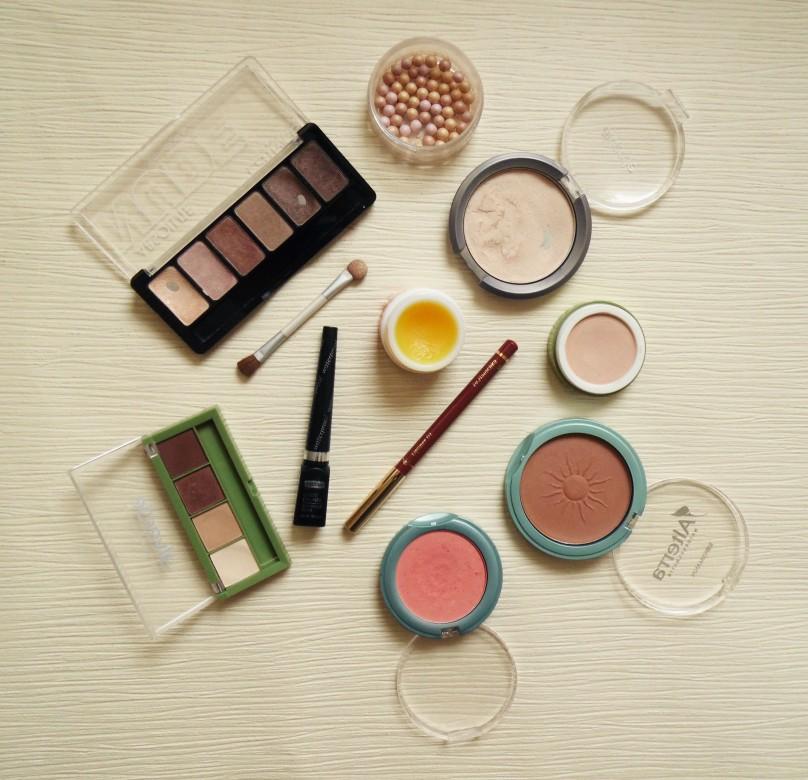 Kosmetik Vivaness 2 Schminktasche Inventar