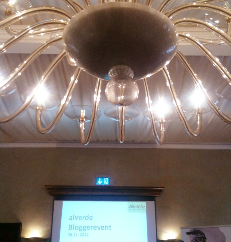 alverde Bloggerevent 8.11.2014 Kronenschlösschen Eltville