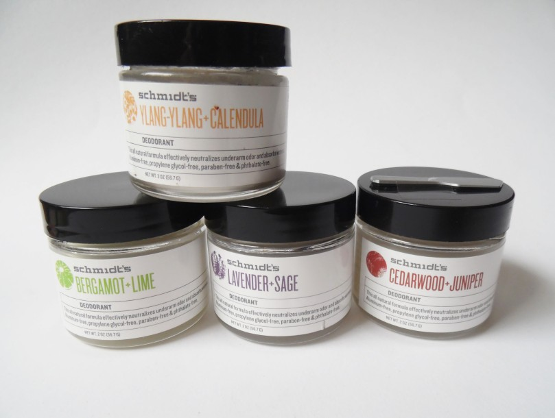 Schmidts Deodorant Deocremes ohne Aluminium