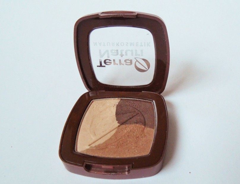 Terra Naturi Metallic Trio Eyeshadow Coffee Party