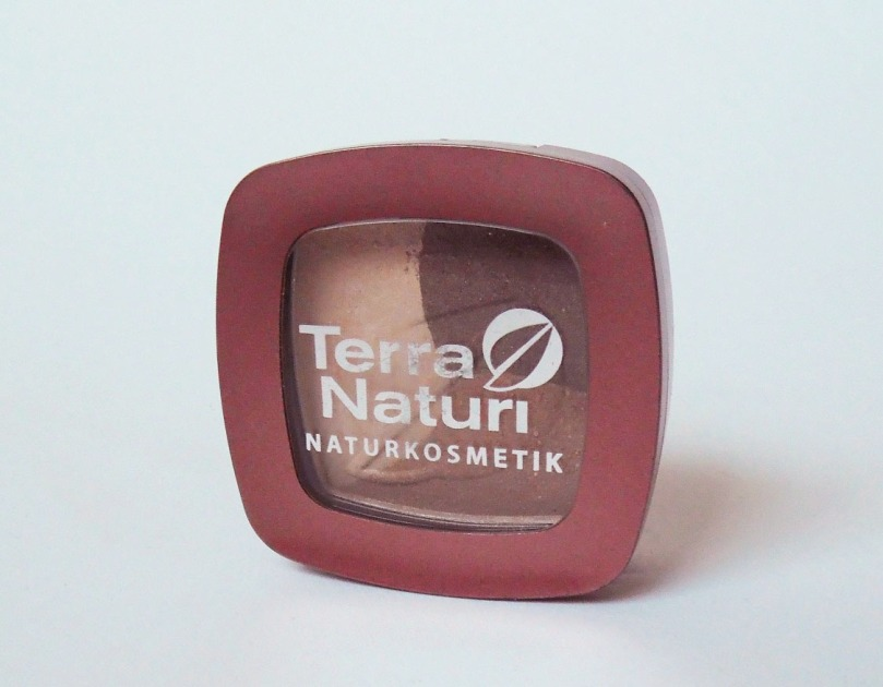 Terra Naturi Metallic Trio Eyeshadow Coffee Party Naturkosmetik Müller