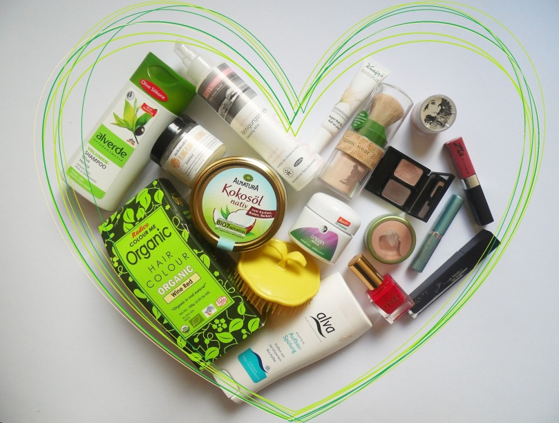 Beauty Favoriten Naturkosmetik 2014 Herz