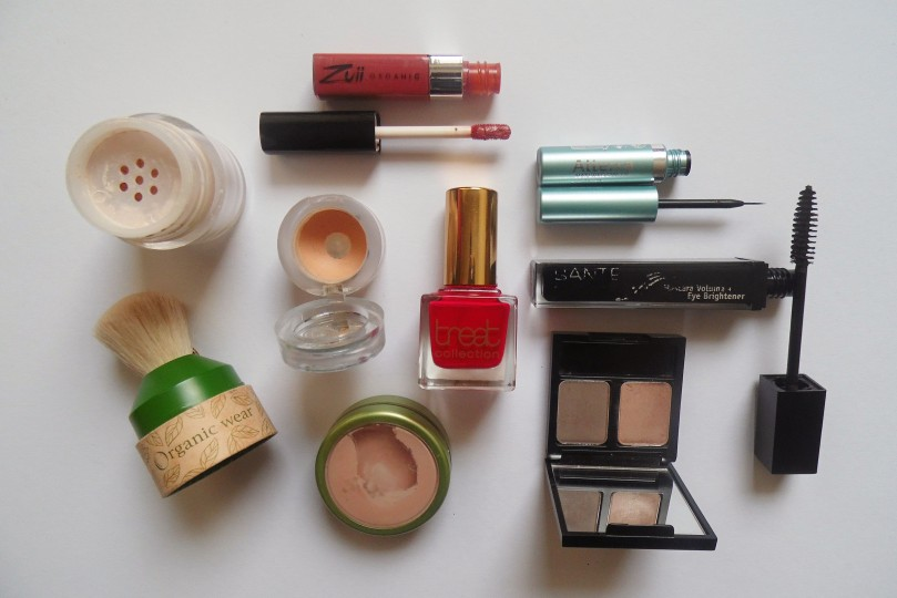 Beauty Favoriten Naturkosmetik 2014 dekorative Kosmetik