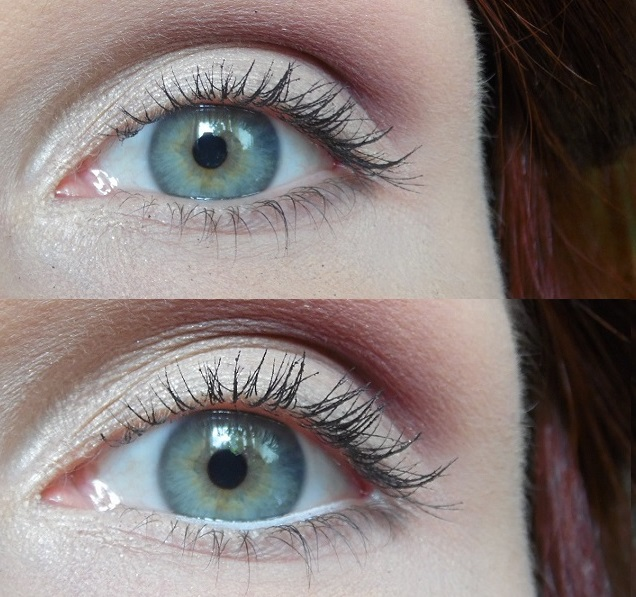 alverde Eye Brightener kristallblau