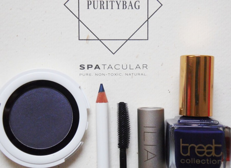 Purity Bag Dezember 2015 Naturkosmetik Und Gretel ILIA treat collection