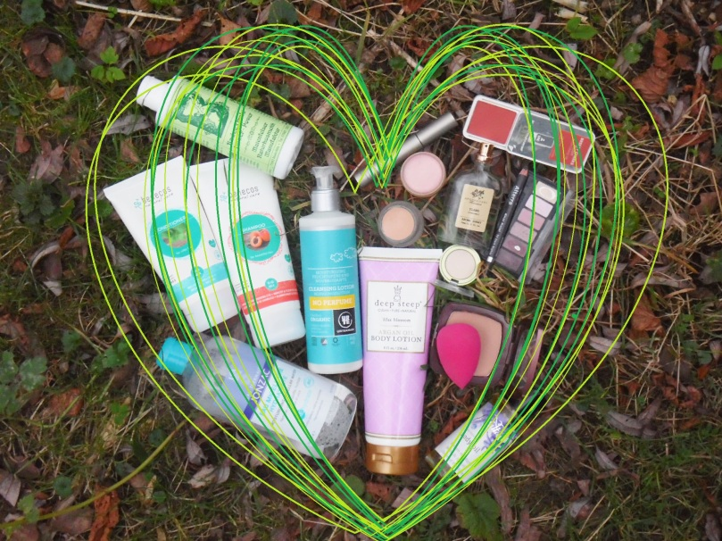 Naturkosmetik Beauty Favoriten 2015
