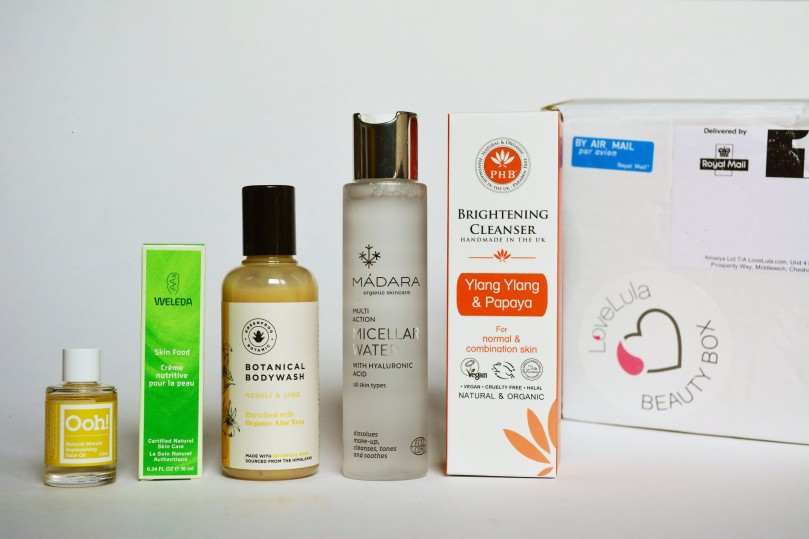 LoveLula Beauty Box Februar 2017