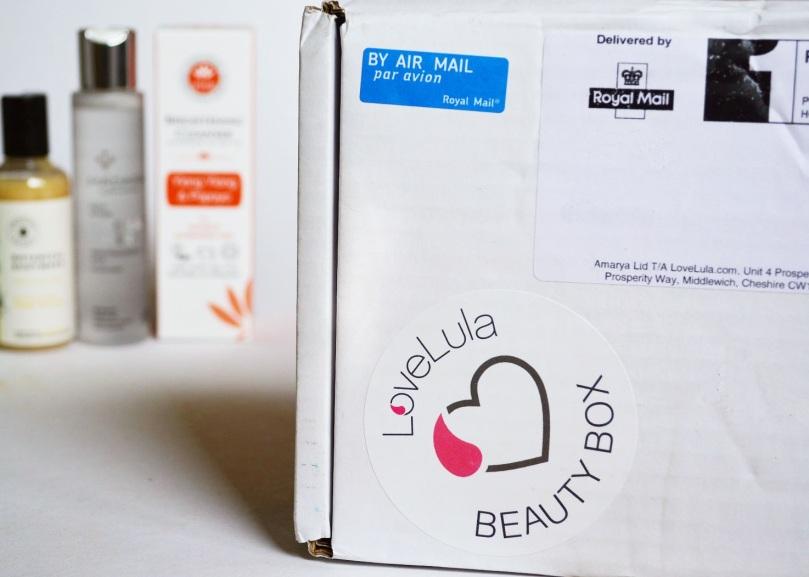 Love Lula Box Februar 2017 Naturkosmetik