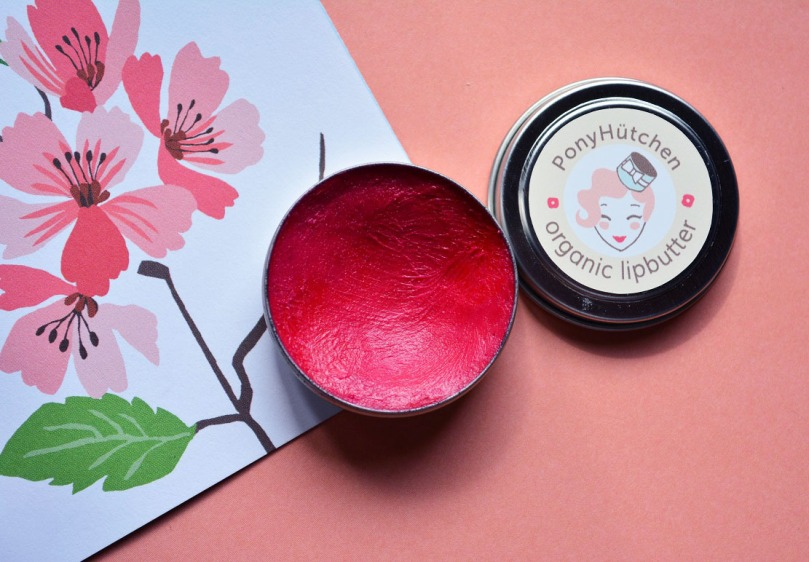 Ponyhütchen Lip Butter Kiss me quick