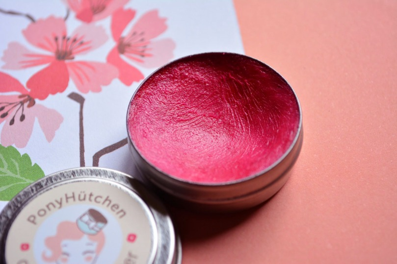 Ponyhütchen Lip Butter Kiss me quick tinted Lip Balm