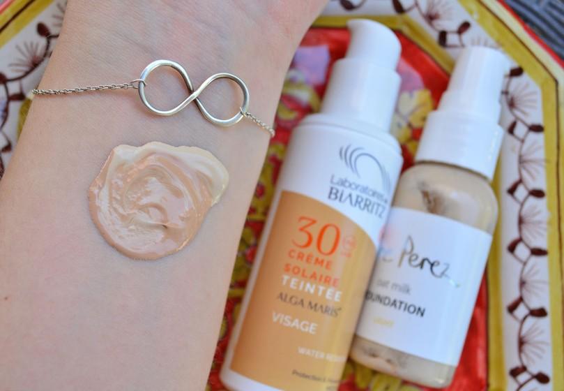 Alga Maris Gesicht Sonnenschutz SPF 30 Naturkosmetik